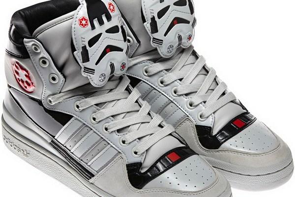 Star War Sneakers 2011