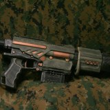 NERF HALO Alpha Trooper