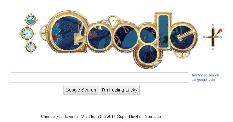 Google Jules Verne