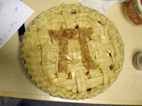 Pi Apple Pie