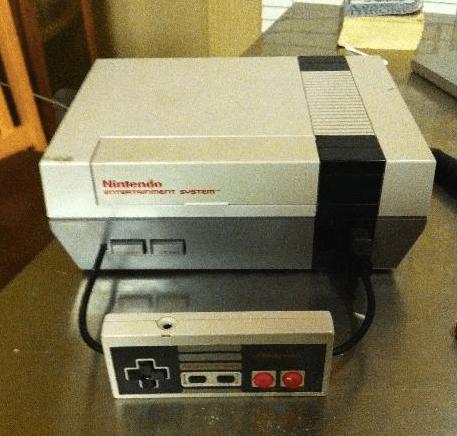 Nintendo Lunchbox