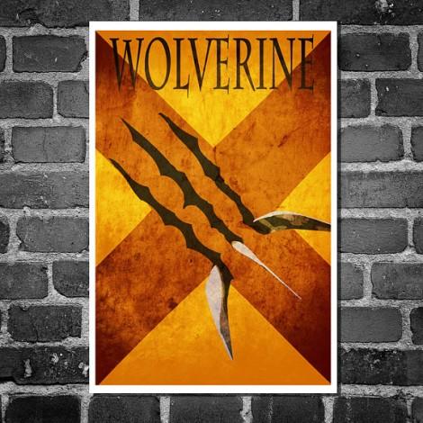 X-Men Minimalist Posters