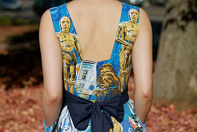 DIY Star Wars Dress