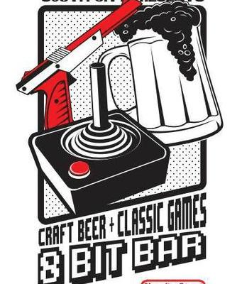 8-bit bar Kickstarter