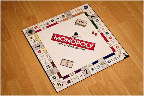 Monopoly: Web Lovers Edition