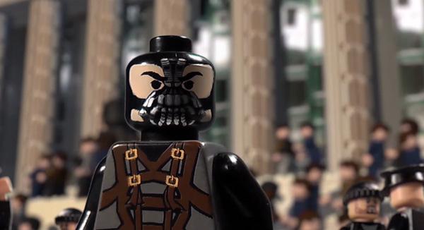 lego movie trailers