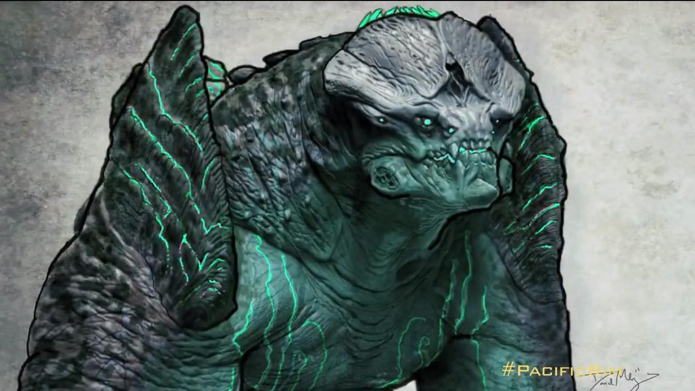 Concept Art Pacific Rim Monsters