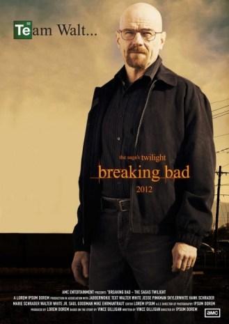 breaking bad mashup twilight breaking dawn