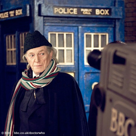 doctor who david bradley william hartnell adventure space time