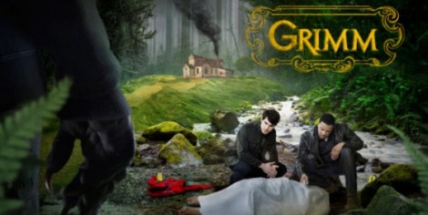 Grimm -  Book Adaptations to TV