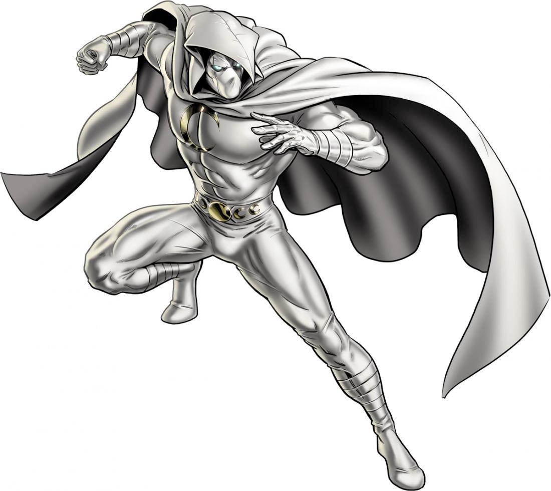 Marvel white tiger boobs