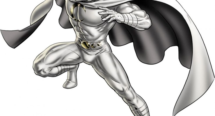 moon knight white after labor day