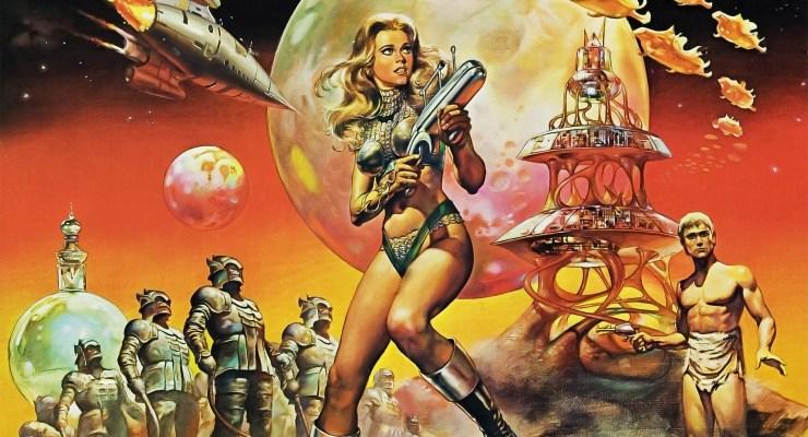 barbarella comic book movie