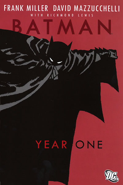 When Bruce Wayne first dons the cowl in Batman: Year One, he isn't sure yet if he can trust Lt. James Gordon