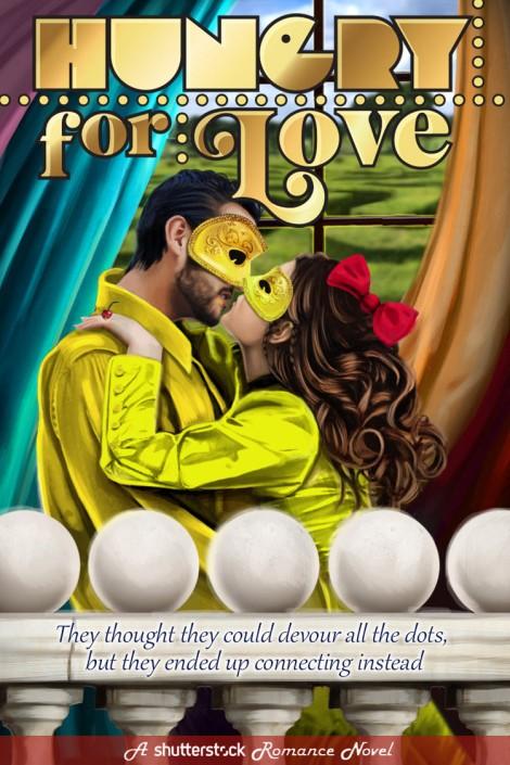 Pacman Romance Novel cover