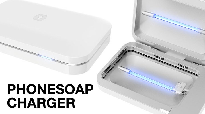 PhoneSoap Charger Banner