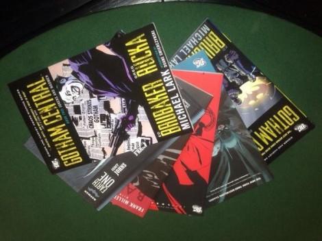Gotham - FOX - comics