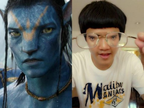 Low cost Cosplay - Avatar
