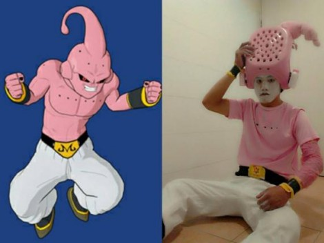 Low cost Cosplay - Buu