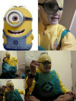 Lowcost Cosplay - Minions