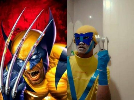 Low cost Cosplay - Wolverine