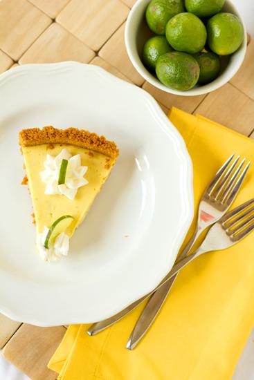 Pi Day - Key Lime Pie
