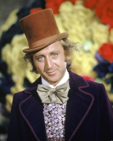 Time Lord: Willy Wonka