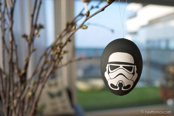 Easter Eggs - Stormtrooper