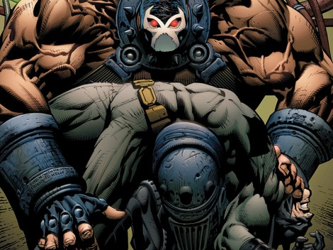 Watch your back when Bane's around, he might break it