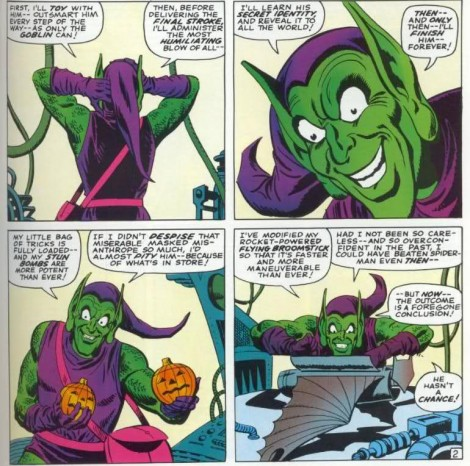 Norman Osborn has always found something to smile about