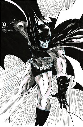 Batman Lines