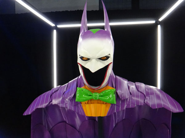 SDCC 214 - Batman Cape and Cowl exhibit - The Joker