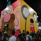 SDCC 2014 Cartoon Network booth