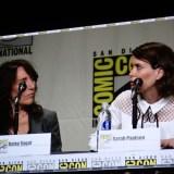 SDCC 2014 - Katey Sagal and Sarah Paulson