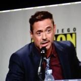 SDCC 2014 - Marvel Avengers Robert Downey Jr