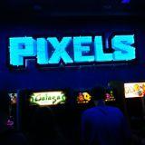 SDCC 2014 Pixels arcade