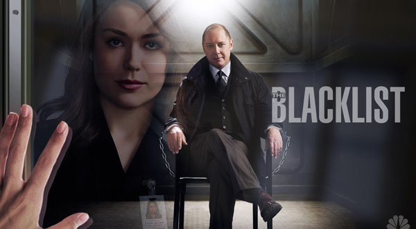 The Blacklist NBC at SDCC