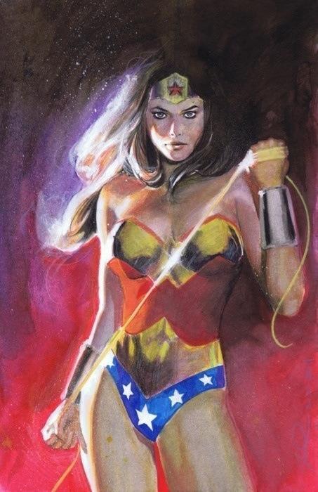 Wonder Woman Bill Sienkiewicz