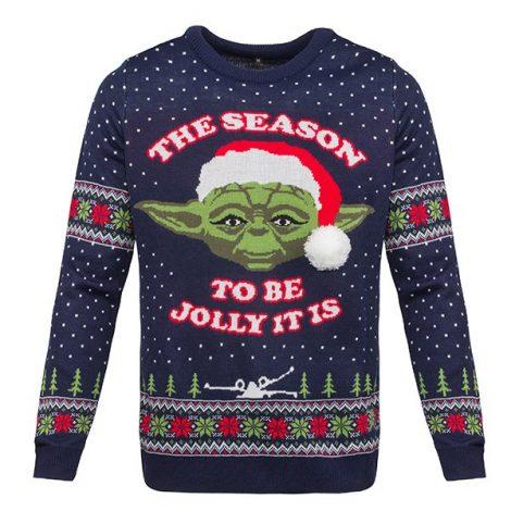 geeky ugly christmas sweaters