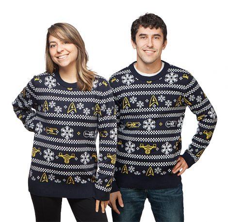 star trek sweater