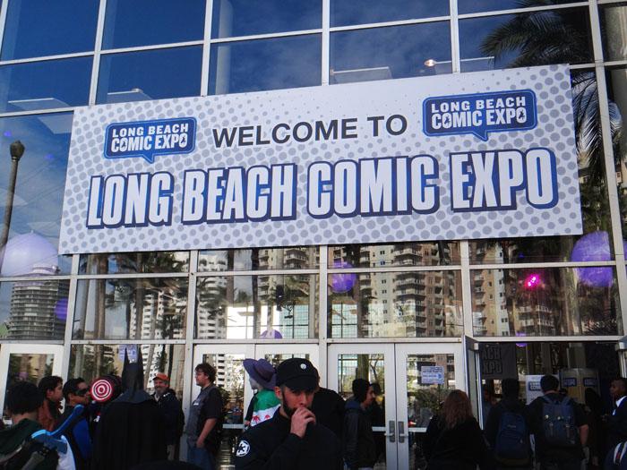 Long Beach Comic Expo 2015
