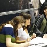 WonderCon Anaheim 2015 San Andreas cast and director