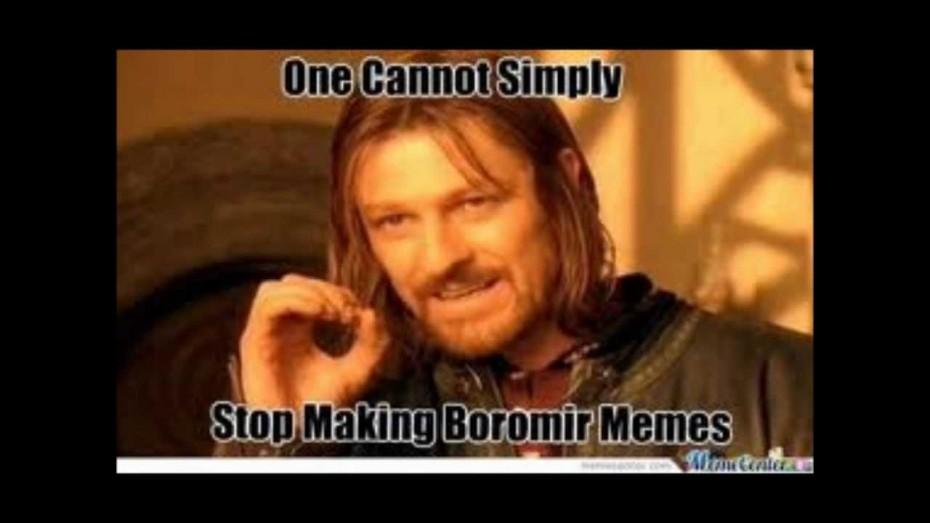 funny lotr memes