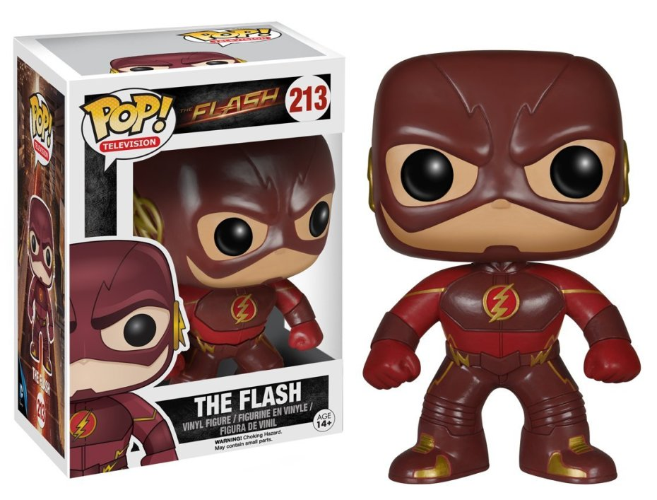 the flash funko tv