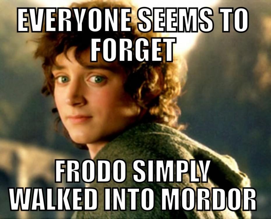 frodo memes