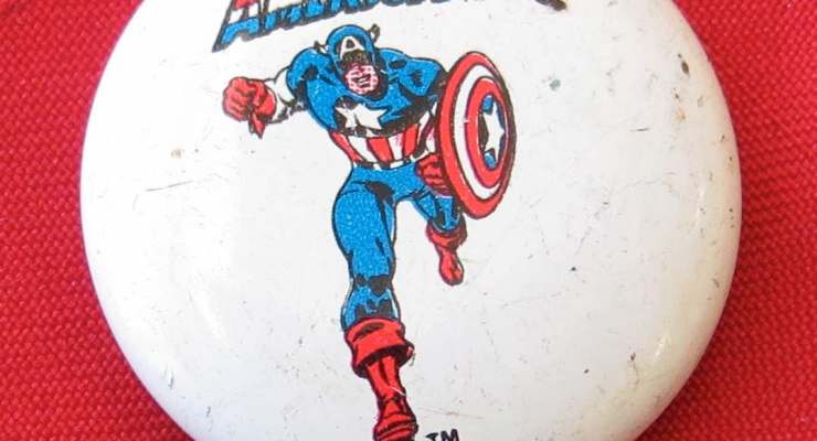 top captain america collectibles