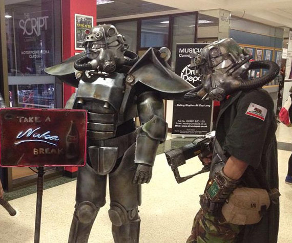 best fallout costume