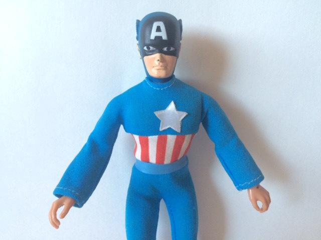 vintage captain america collectibles