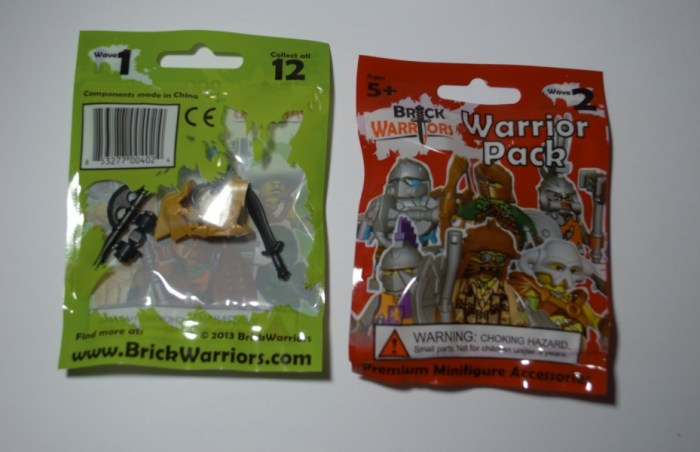 Warrior Packs Side 2