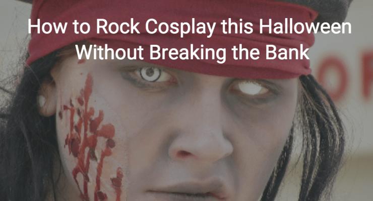 budget halloween costume tips